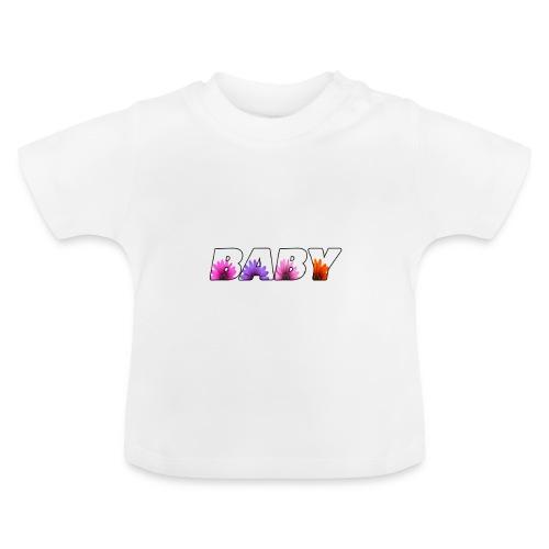 logo baby fille - T-shirt Bébé