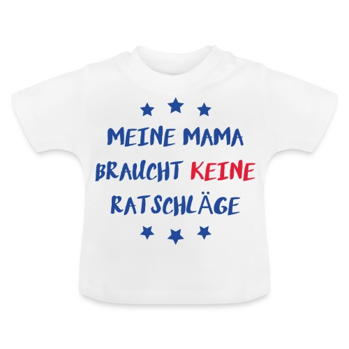 Baby Strampler - beste Mutter Mama Geschenk Geburt - Baby T-Shirt