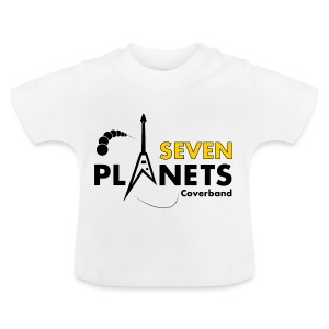 Seven Planets Logo - Baby T-Shirt