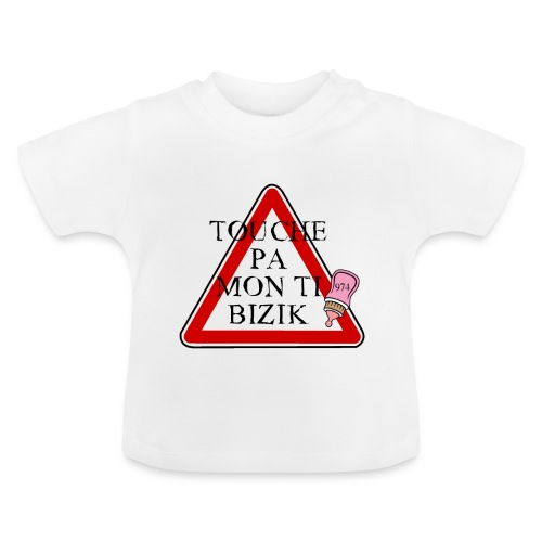 PANNEAU BIZIC 974 - T-shirt Bébé