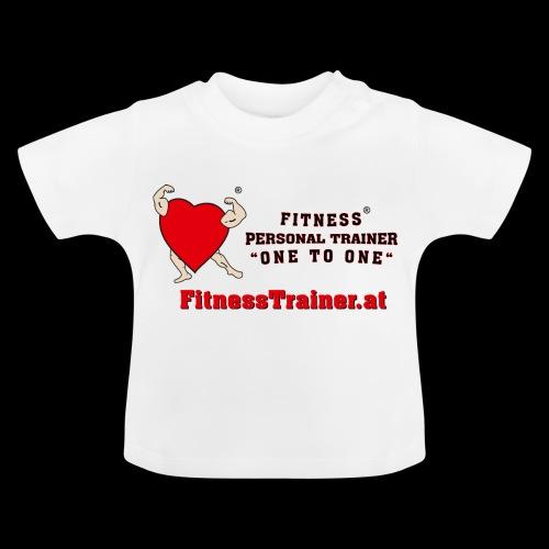 FitnessTrainer.at - Baby T-Shirt