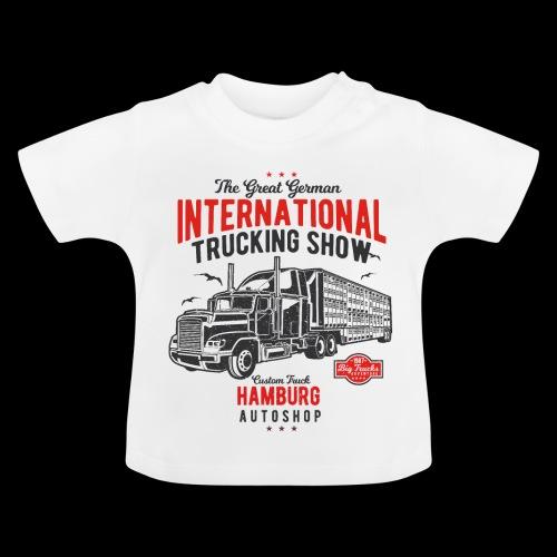 Hamburg Trucking Show - Baby T-Shirt