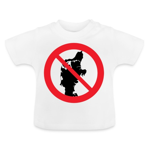Jylland forbudt - Bestsellere - Baby T-shirt