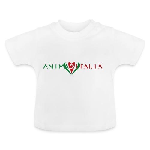 piccola anima d italia cresce 1A - Maglietta per neonato