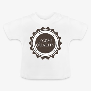 100% Quality - T-shirt Bébé