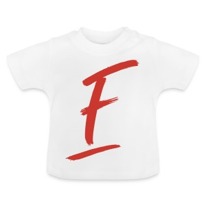 Radio Fugue F Rouge - T-shirt Bébé