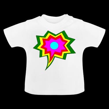 tegneserie - Baby-T-skjorte