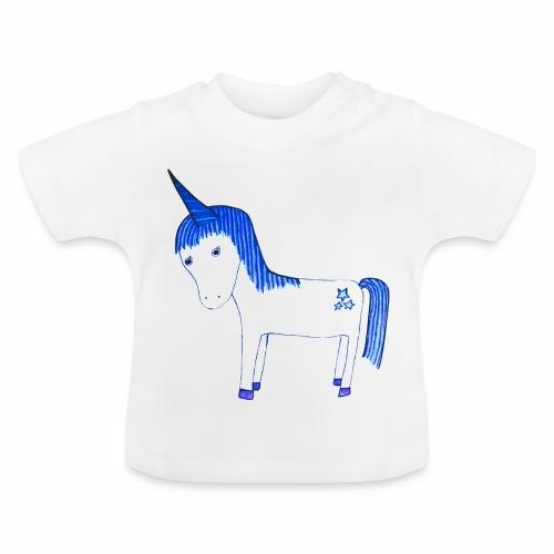Einhorn Lilly - Baby T-Shirt