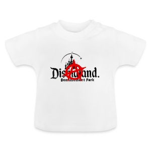 Anarchy ain't on sale(Dismaland unofficial gadget) - Baby T-Shirt