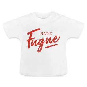 Radio Fugue Red - T-shirt Bébé