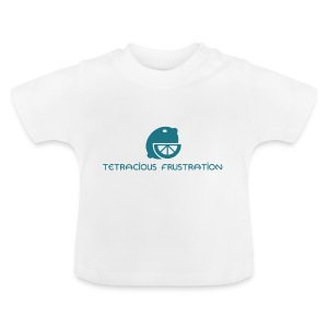 Coloured Tetracious Logo - Baby T-Shirt