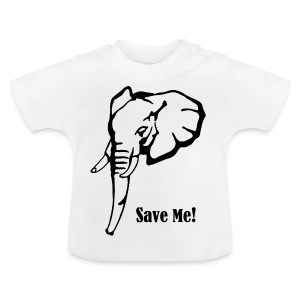 Save Me! - Baby T-Shirt