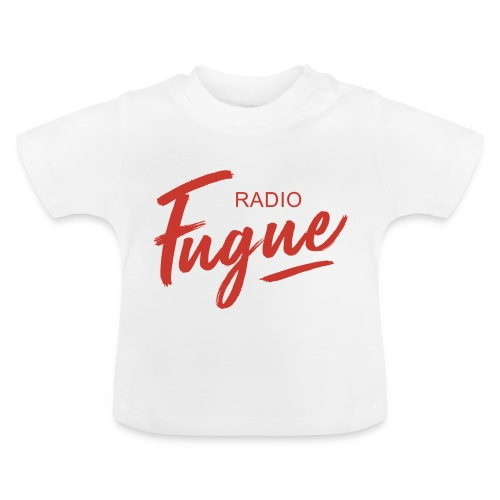 Radio Fugue Red - T-shirt Bébé