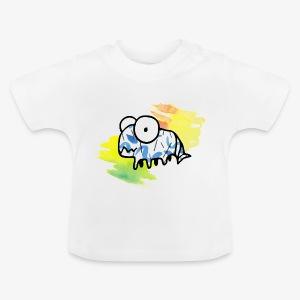dziwny stworek akwarele - Koszulka niemowlęca