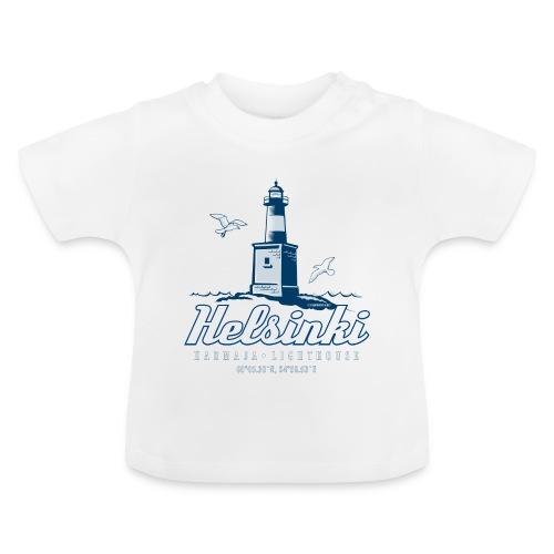 HELSINKI HARMAJAN MAJAKKA - Tekstiilit ja lahjat - Vauvan t-paita