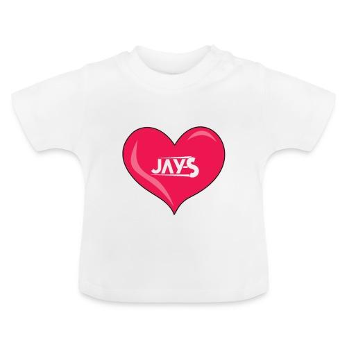 Love JAY-S - Maglietta per neonato