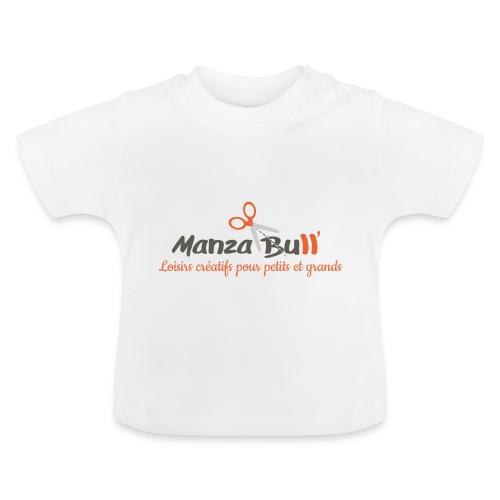 ManzaBull - T-shirt Bébé