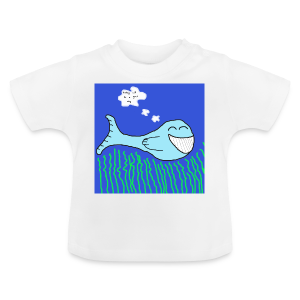 Fish Collection - Baby-T-skjorte