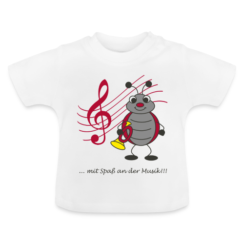 Trompi Spielmannszug Kleinröhrsdorf - Baby T-Shirt