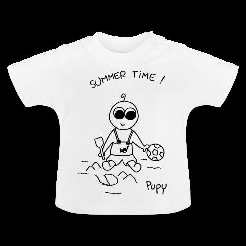 Pupy: summer time! - boy - Maglietta per neonato