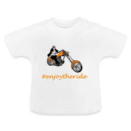 enjoytheride - T-shirt Bébé