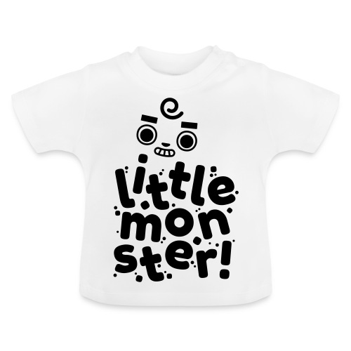Monsterhide Little Monster - Baby T-Shirt