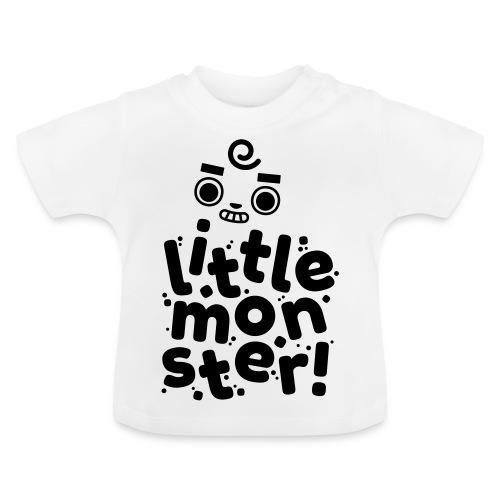 Monsterhide Little Monster - Baby T-Shirt
