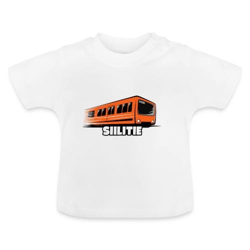 08 - METRO SIILITIE - HELSINKI - LAHJATUOTTEET - Vauvan t-paita