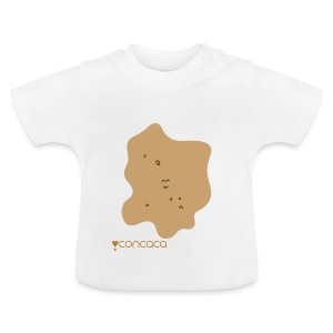 Baby bodysuit with Baby Poo - Baby T-Shirt