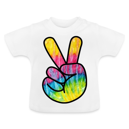 Peace Out Dude - Baby T-Shirt