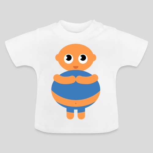 Das dicke Baby - Baby T-Shirt