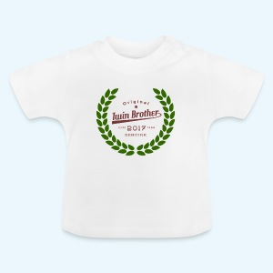 Original Twin Brother 2017 - Baby T-shirt