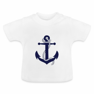 Anchor1 - Baby T-Shirt