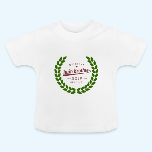 Original Twin Brother 2017 - Baby T-shirt