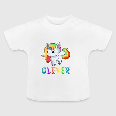 Oliver Einhorn - T-shirt Bébé