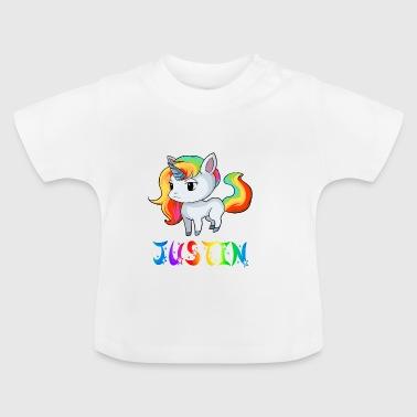 Unicorn Justin - Baby T-Shirt