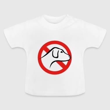 Nessun cane - Maglietta per neonato