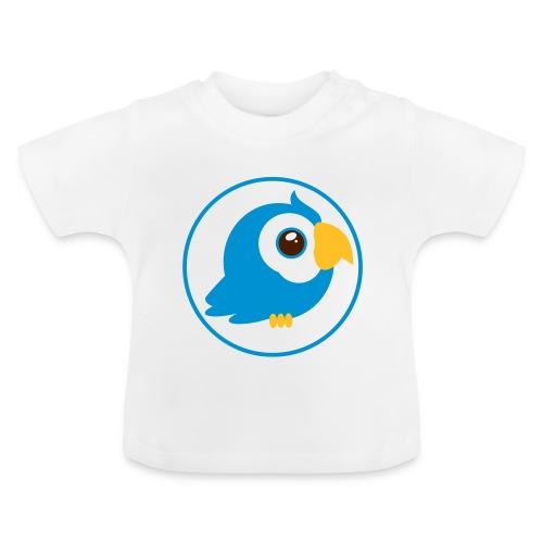Birdy blue - Baby T-Shirt