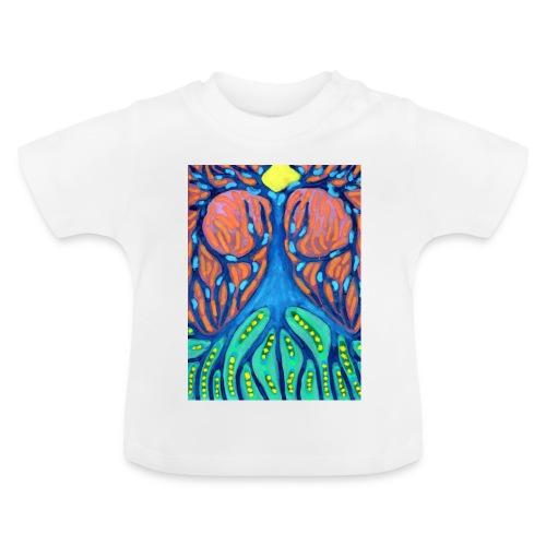 Drapiężne Drzewo - Koszulka niemowlęca