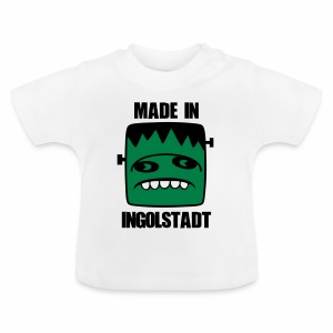 Fonster made in Ingolstadt - Baby T-Shirt