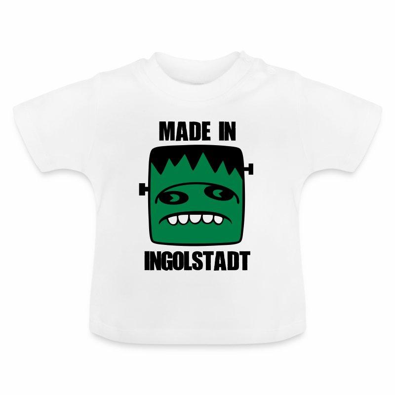 Fonster made in Ingolstadt - Baby T-Shirt