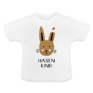 Hasenkind Maedchen - Baby T-Shirt