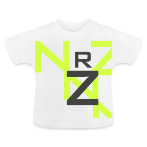Nörthstat Group™ Clear Transparent Main Logo - Baby T-Shirt