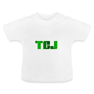 TGJ OFFICIAL LOGO - Baby T-shirt