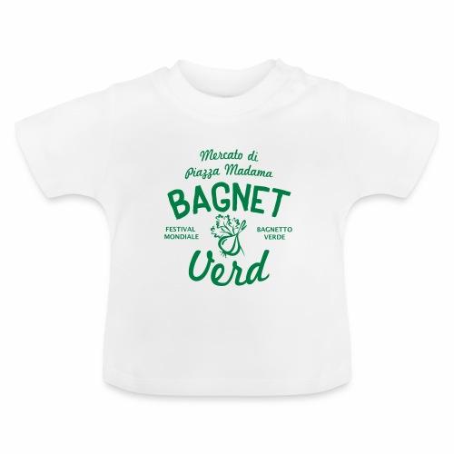 Festival Bagnetto verde2 - Maglietta per neonato