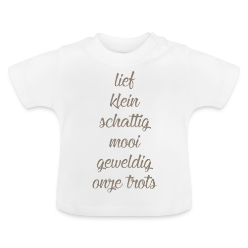 Rompertje - Baby T-shirt