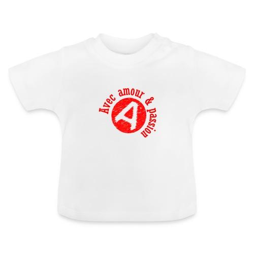 Agapao, - T-shirt Bébé
