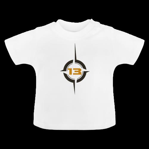 KV13-Logo black - Baby T-Shirt