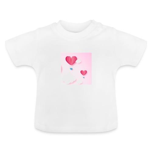 mongolfières - T-shirt Bébé