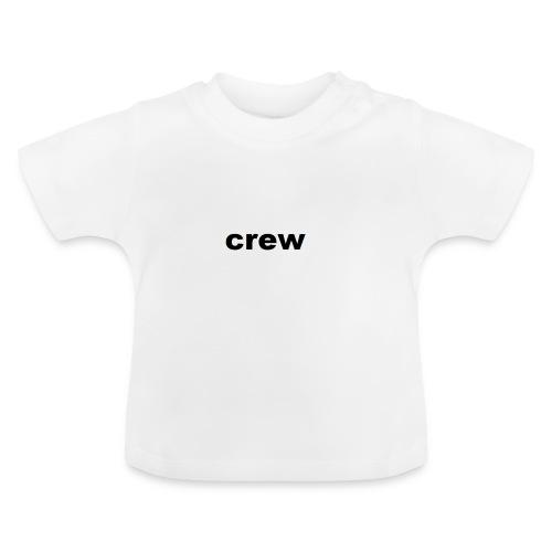 crew kleding - Baby T-shirt
